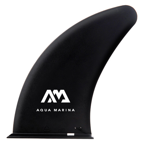 aqua marina Slide-in Racing vin met AM logo