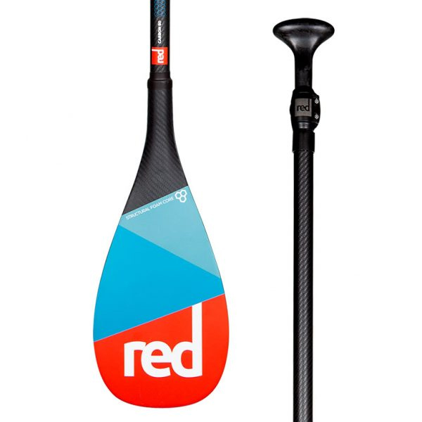 red paddle peddel Carbon50 3piece CL