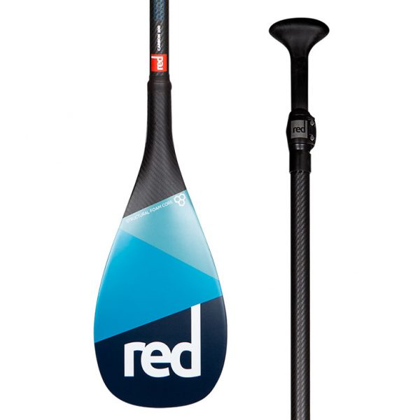 red paddle peddel Carbon100 3piece CL