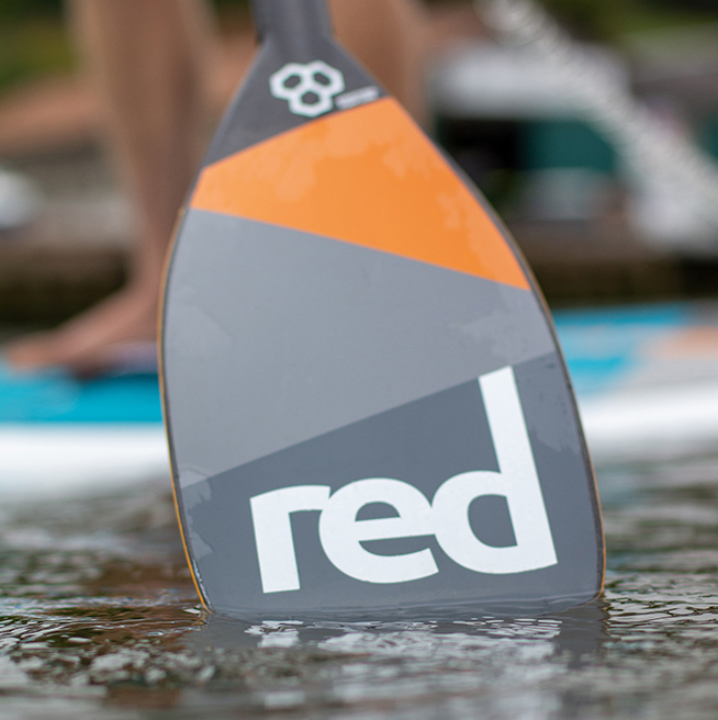 red paddle peddel Carbon Ultimate Vario