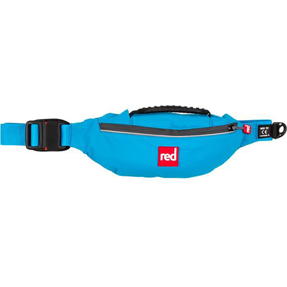 red paddle Airbelt   PFD  blue